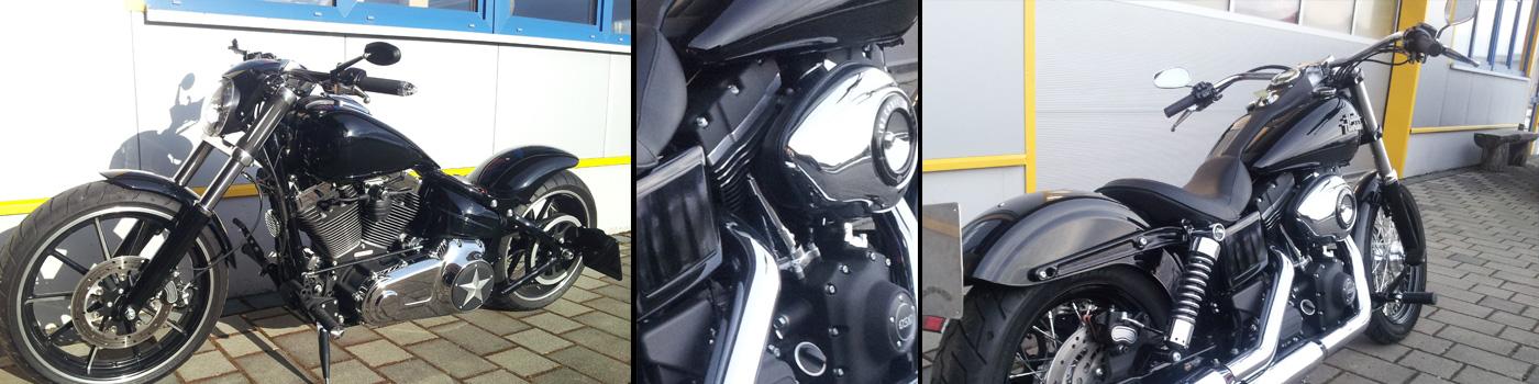 13 Manufacture - Custom Bikes & Parts , Reutlingen - Germany